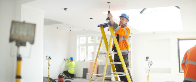 Electricians for Residential, Commercial & Industrial