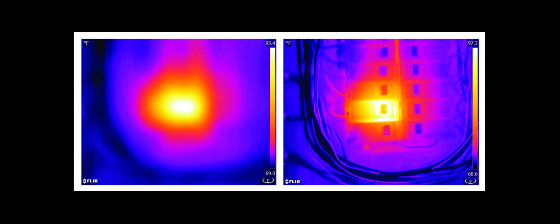 The Secret to Infrared Thermography is Colour Tuning